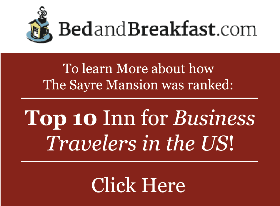 Bed&Breakfast.com Top 10 Inn for Business Travelers