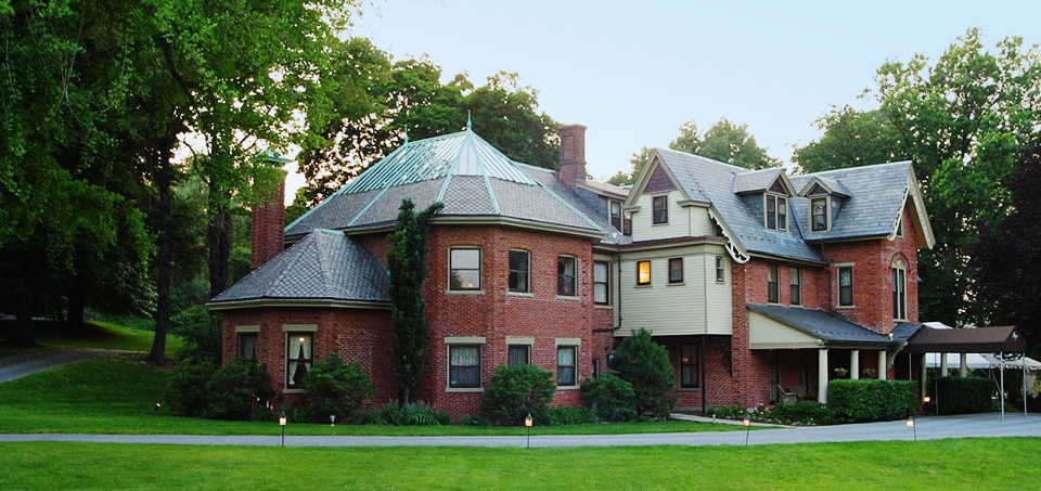 About Sayre Mansion