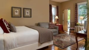 Sayre Room bed