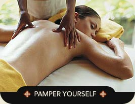 Things to Do Pamper