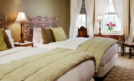 Room 26 Bed