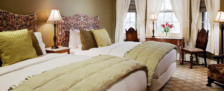 Room 26 Bed
