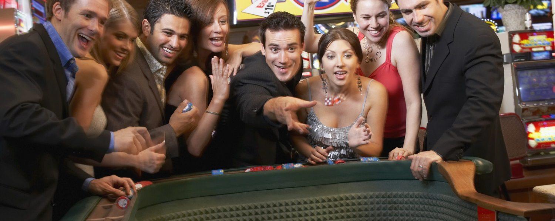 Full roulette counter