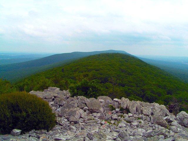 Hawk Mountain Trails