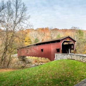The Lehigh Vallry Covered Bridge Tour is a great way to spend a day outdoors