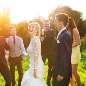 Consider planning an intimate wedding