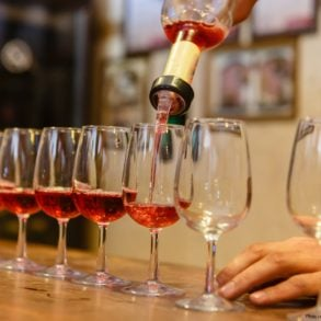 The Lehigh Valley has the best wine tasting in PA