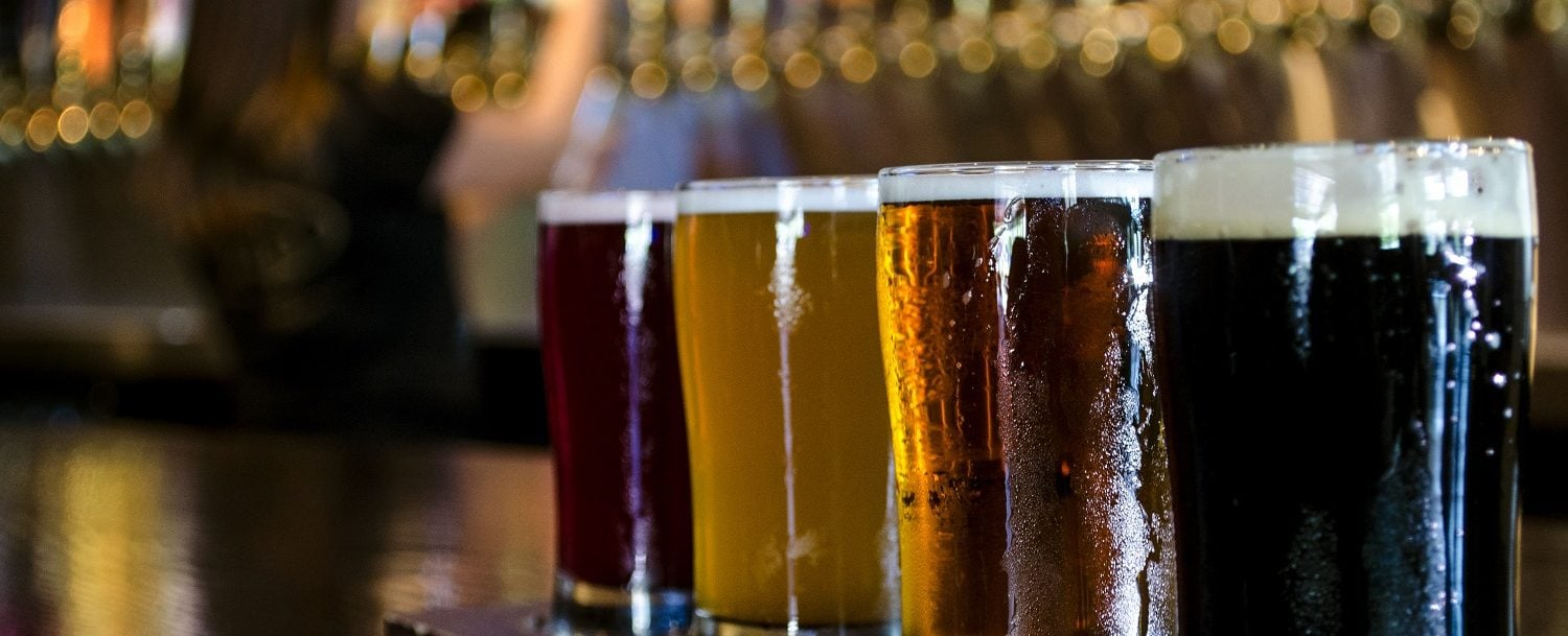 bethlehem brew works has great craft beer and food