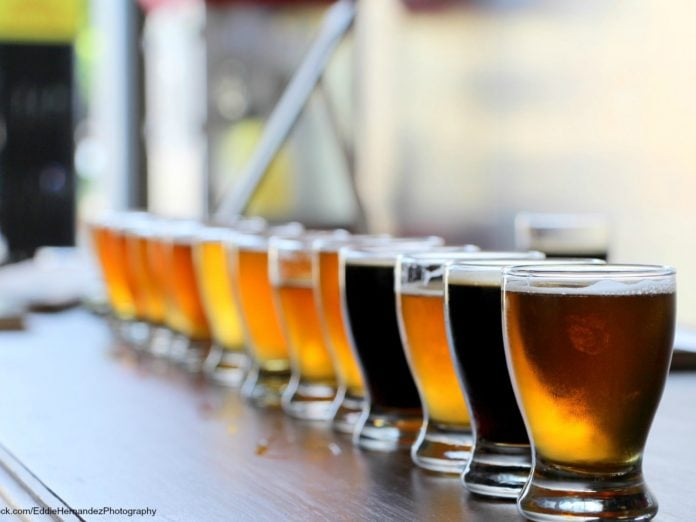 Enjoy a great meal and delicious beer at Allentown Brew Works the next time you visit us!