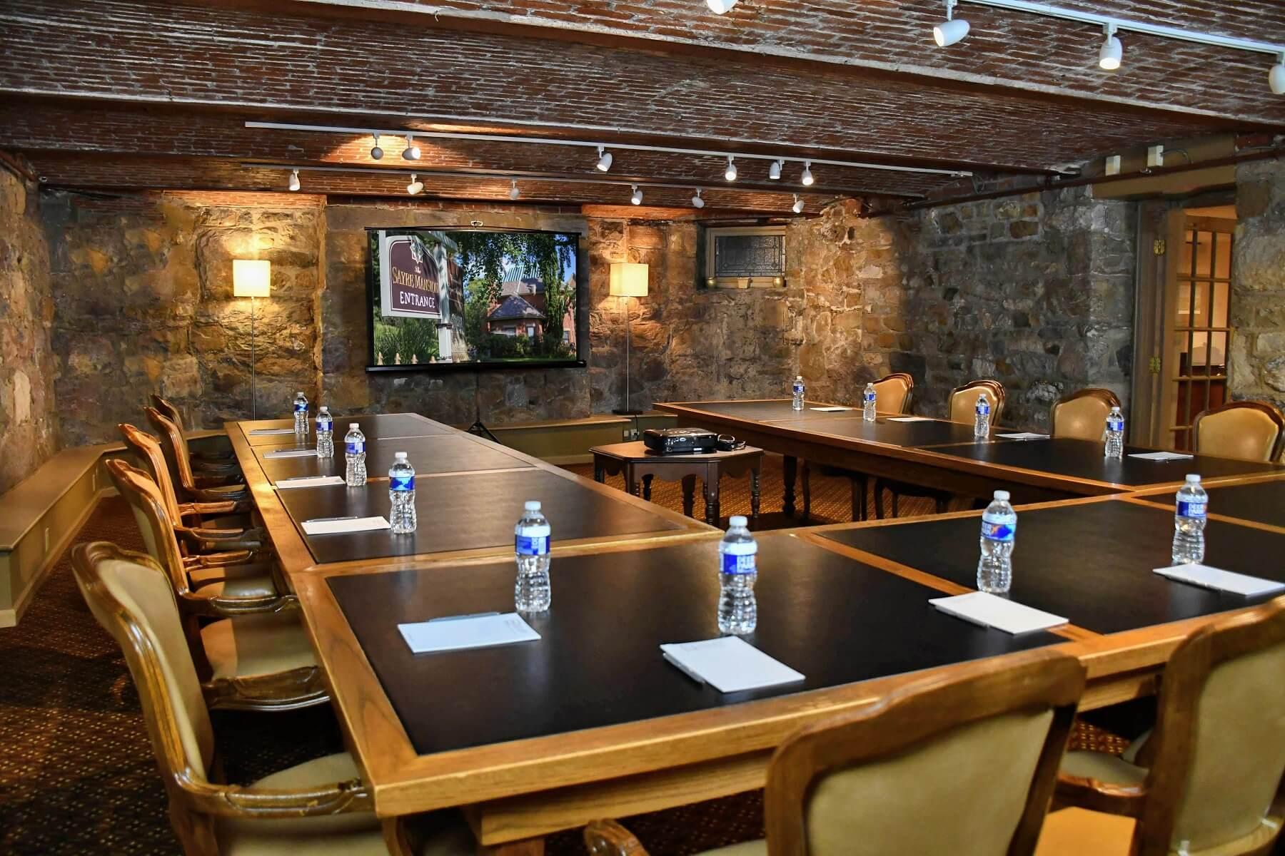 Sayre Mansion Meeting Space